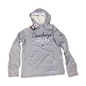 1eb94e887 Nike Tops   Dallas Cowboys Womens Hoody Sweatshirt Medium   Poshmark